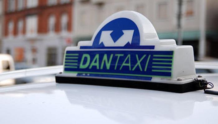 DanTaxi opsamlingspladser
