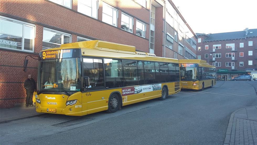 Bybusser